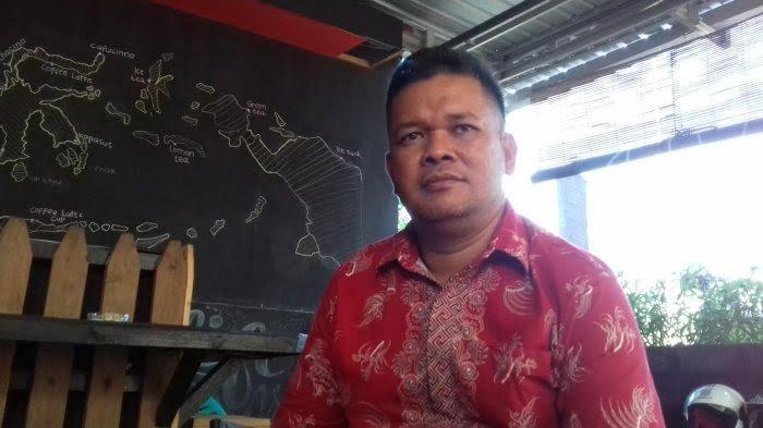 Sekretaris Golkar Luwu Timur Ungkap Kecil Peluang Thorig Husler-Irwan Bachri Syam Sepaket Lagi