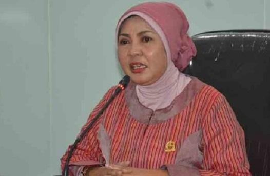 Ketua DPRD NTB Baiq Isvie Rupaedah Tegas Tolak Masa Jabatan Presiden 3 Periode