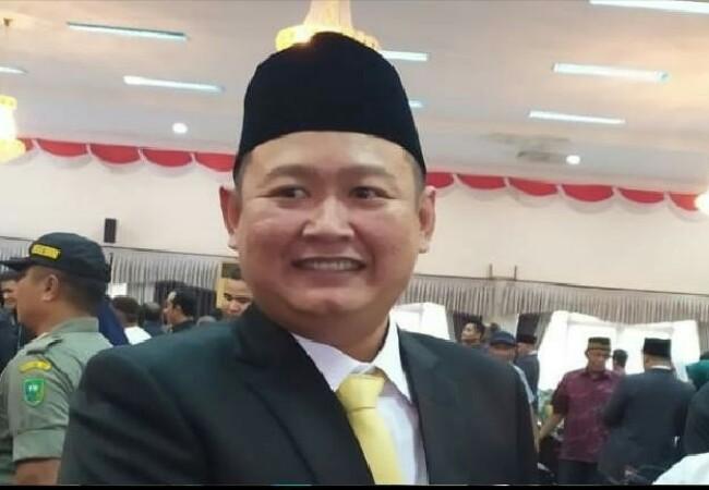 Daniel Eka Pradana Dicopot Dari Jabatan Ketua Fraksi Golkar DPRD Inhu