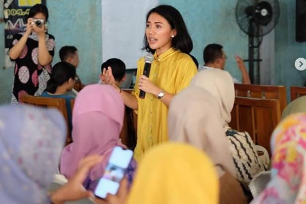 Puteri Komarudin Minta Distribusi APD Ke Rumah Sakit Di Daerah Dipercepat