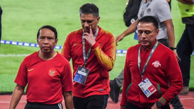Menpora Zainudin Amali Siap Dukung Fasilitas Terbaik Untuk Timnas Indonesia