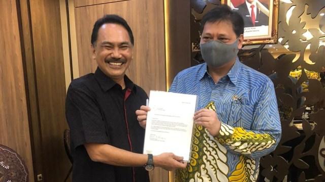 Sudah Mundur Dari DPP Golkar Saat Ditunjuk Jadi Komisaris Telkom, Rizal Mallarangeng Tak Langgar Aturan