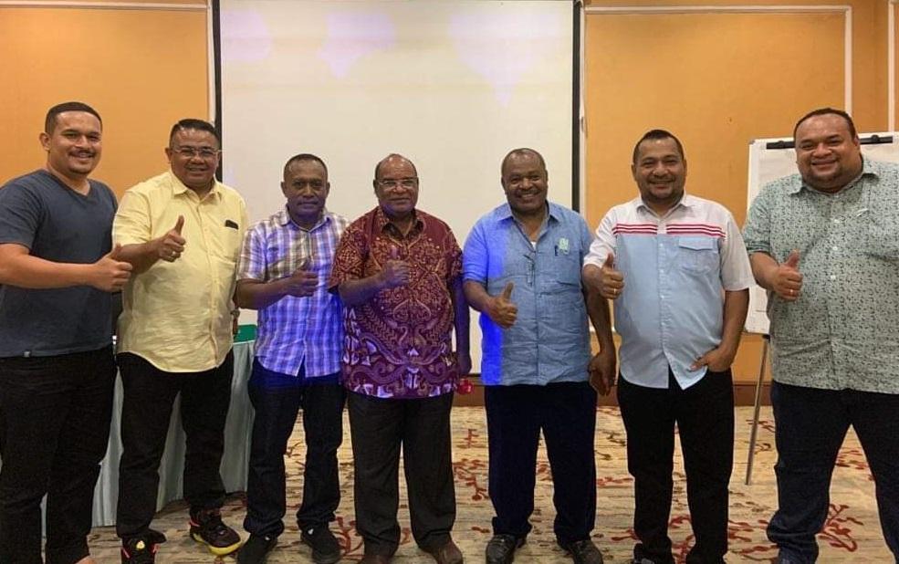 Musda Golkar Papua Barat Ditunda, Lamberthus Jitmau Optimis Terpilih Jadi Ketua Baru