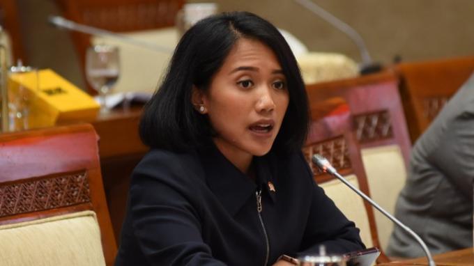 Puteri Komarudin Dukung Erick Thohir Perbesar Peluang Peran Perempuan Pimpin BUMN