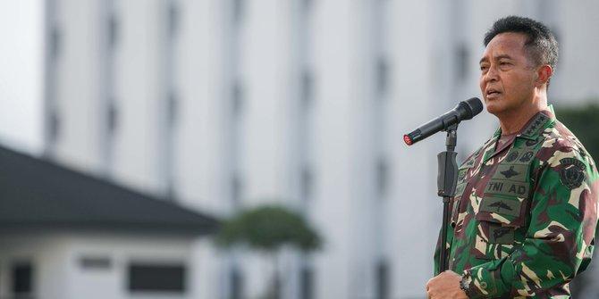 Sosok Paling Senior, Bobby Rizaldi Nilai Jenderal Andika Paling Berpeluang Jadi Panglima TNI