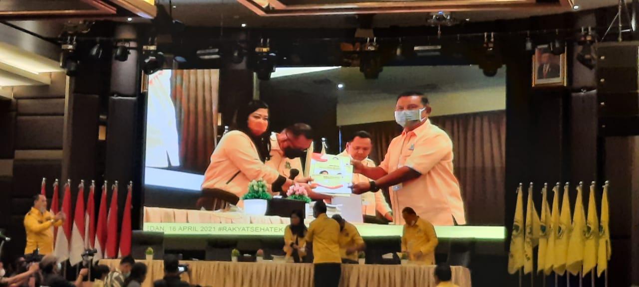Nurul Arifin Serukan Rebranding Partai Golkar Demi Menangkan Airlangga Jadi Presiden 2024-2029