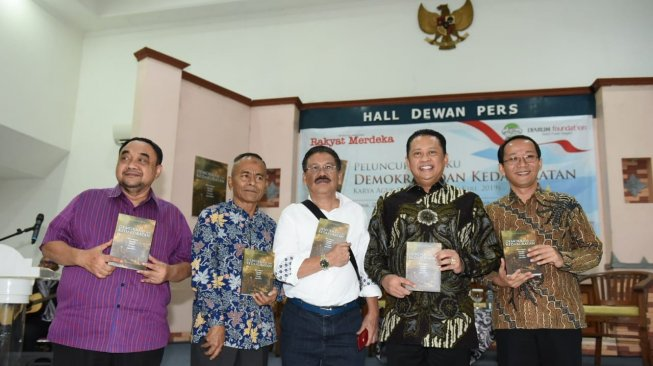 Bambang Soesatyo Ingatkan Demokrasi Harus Mampu Makmurkan Rakyat