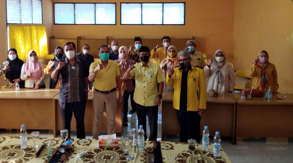 Mahkamah Partai Sahkan Musda 16 Juli 2020, Syaefudin Dipastikan Pimpin Golkar Indramayu