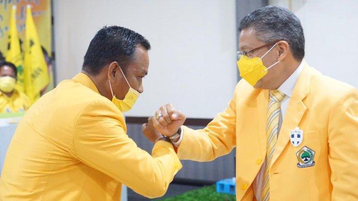 Terpilih Aklamasi Pimpin Golkar Luwu, Patahudding Siap Menangkan Taufan Pawe di Pilgub Sulsel