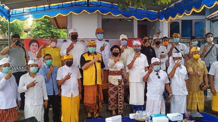 Golkar Bali Optimis Mas Sumantri-Sukerana Raih Kemenangan di Pilkada Karangasem