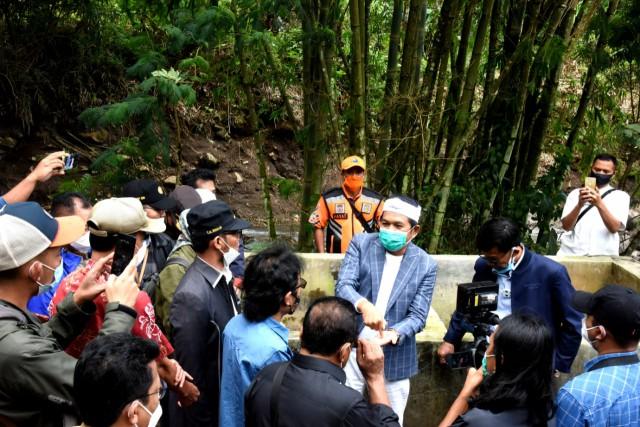 Cegah Banjir Bandang Terulang, Dedi Mulyadi Dorong PTPN Reboisasi Area Hutan Gunung Mas
