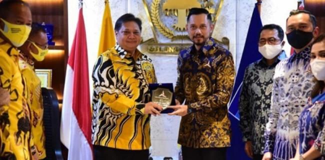 Polling Capres 2024, Airlangga Raup 59 Persen Ungguli AHY, Prabowo Hingga Mega