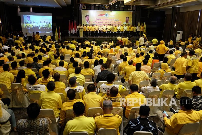 Setengah Tahun Tanpa Rapat Pleno, Sirajuddin Abdul Wahab Pertanyakan Sikap DPP Golkar