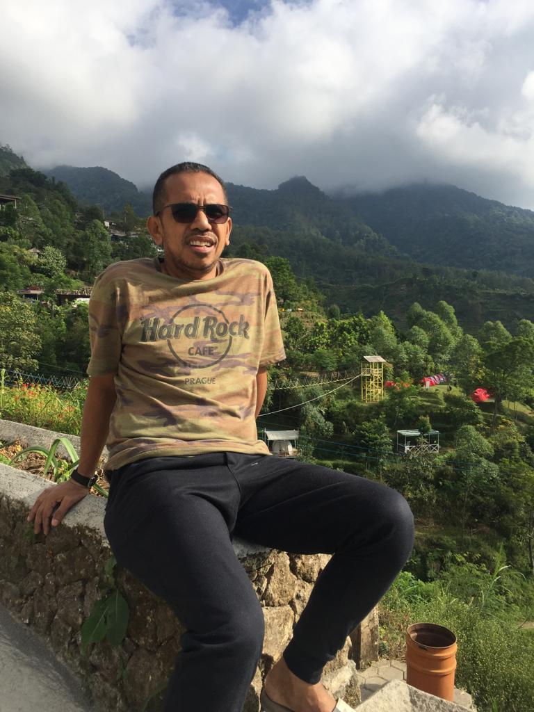 Pesan Damai Dari Pemuda Papua, Syahmud Basri Ngabalin
