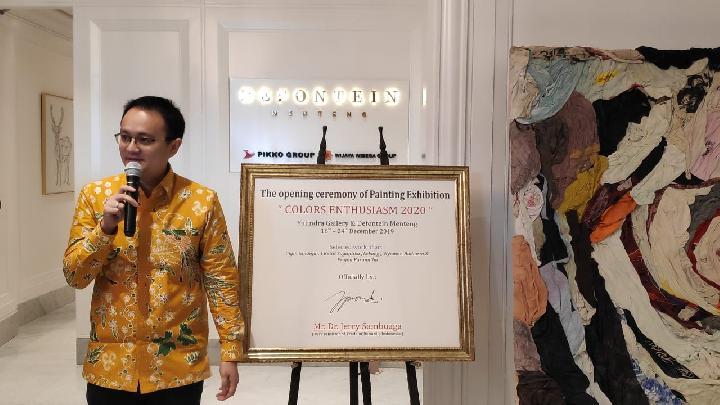 Wamendag Jerry Sambuaga Suka Pakai Batik, Ini Cara Perawatan Yang Tepat