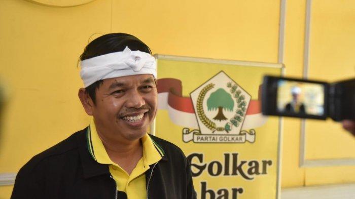 Dedi Mulyadi Tetapkan Lili Eliyah Jadi Plt. Ketua DPD II Golkar Kota Cirebon