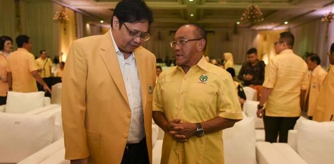 Kembali Pimpin Golkar, Airlangga Dipersiapkan Jadi Capres 2024