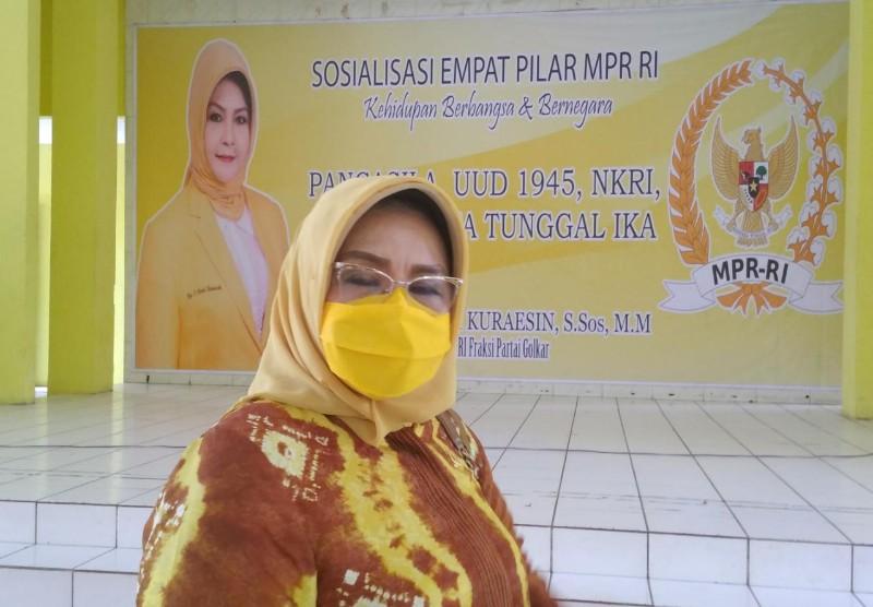 Itje Siti Dewi Kuraesin Ajak Perempuan Majalengka Berani Ambil Peran di Dunia Politik