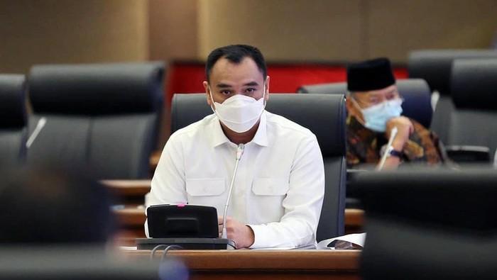 Fraksi Golkar Desak Anies Laksanakan Putusan MA Keluarkan Izin Reklamasi Pulau G
