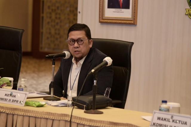 Ahmad Doli Kurnia Sesalkan Isu Jual Beli Pulau di Kabupaten Anambas Kepri
