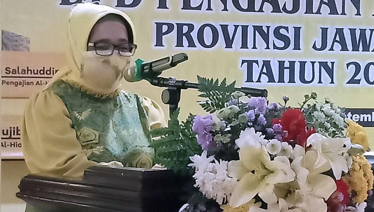 Esa Wahyu Endarti Terpilih Aklamasi Pimpin Pengajian Al-Hidayah Jatim 2020-2025