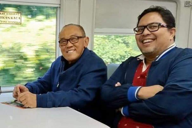 Achmad Annama: Mustahil Pak Harto Buat Paper Puji Diri Sendiri demi Gelar Doktor HC