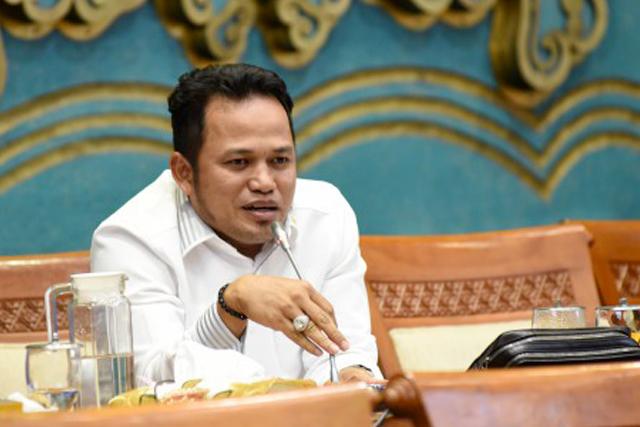 Rudy Mas'ud Sarankan Kapolri Siapkan Pedoman Penegakan Hukum Sebelum UU ITE Rampung Direvisi