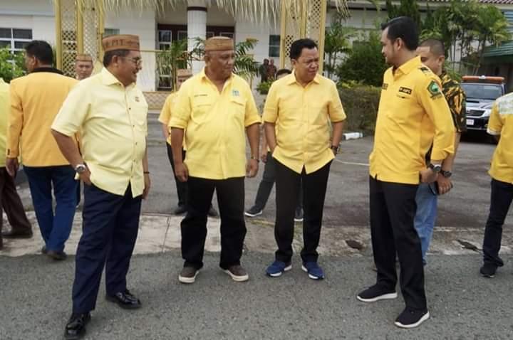 Roem Kono Sebut Hanya Rusli Habibie Yang Layak Pimpin Golkar Gorontalo Tiga Periode