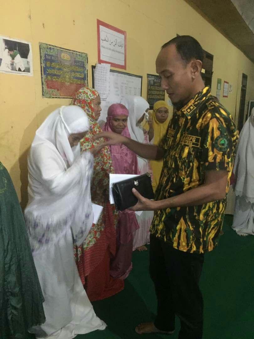 AMPG Sulteng Santuni Ratusan Anak Yatim di Palu dan Sigi