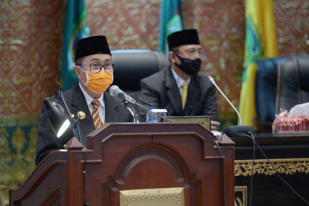 Riau Kembali Raih Opini WTP Dari BPK, Gubernur Syamsuar Ucap Alhamdulilah