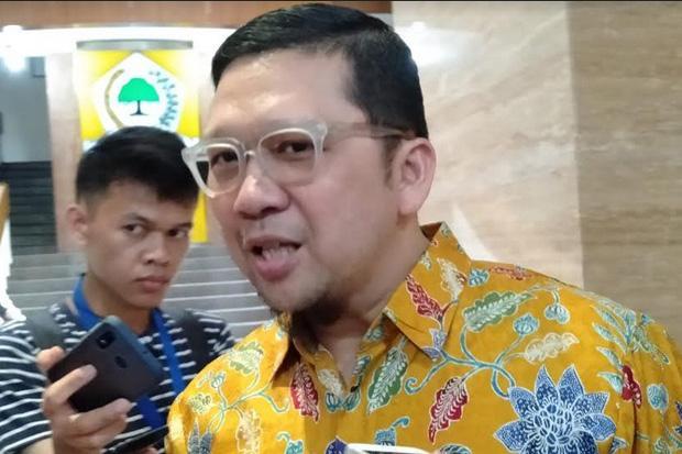 Ahmad Doli Kurnia Tak Persoalkan Langkah Jokowi Umumkan Kandidat Kepala Badan Otorita IKN