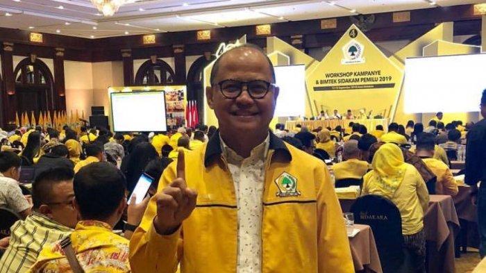Hindari Voting, Mukhtarudin Minta Semua Calon Ketua Golkar Kaltim Kompromi Untuk Aklamasi