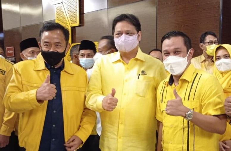 Ketua Golkar Cilacap, Sindy Syakir: Tokoh pemersatu, Airlangga Pantas Jadi Presiden RI