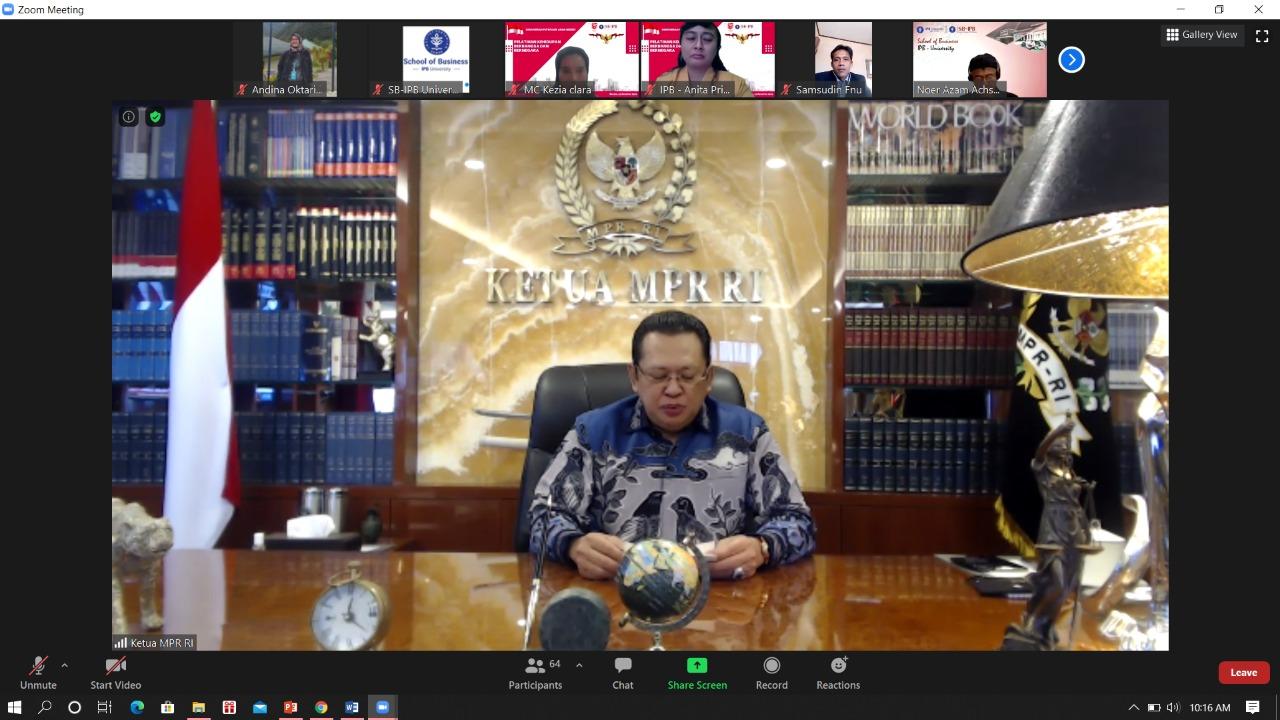 Bamsoet Sebut Pendidikan Berkualitas Jadi Kunci Menuju Kejayaan Indonesia Emas 2045