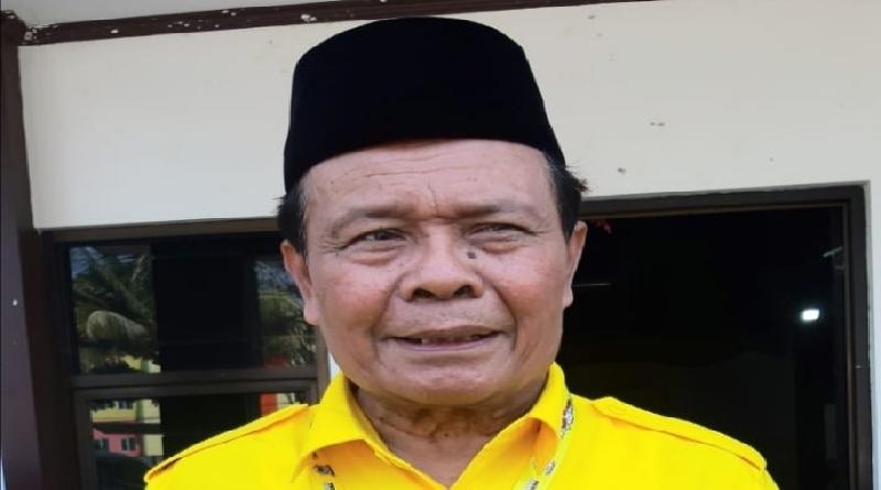 Yod Mintaraga Pimpin Golkar Jawa Barat Saba Desa 8 Kabupaten/ Kota