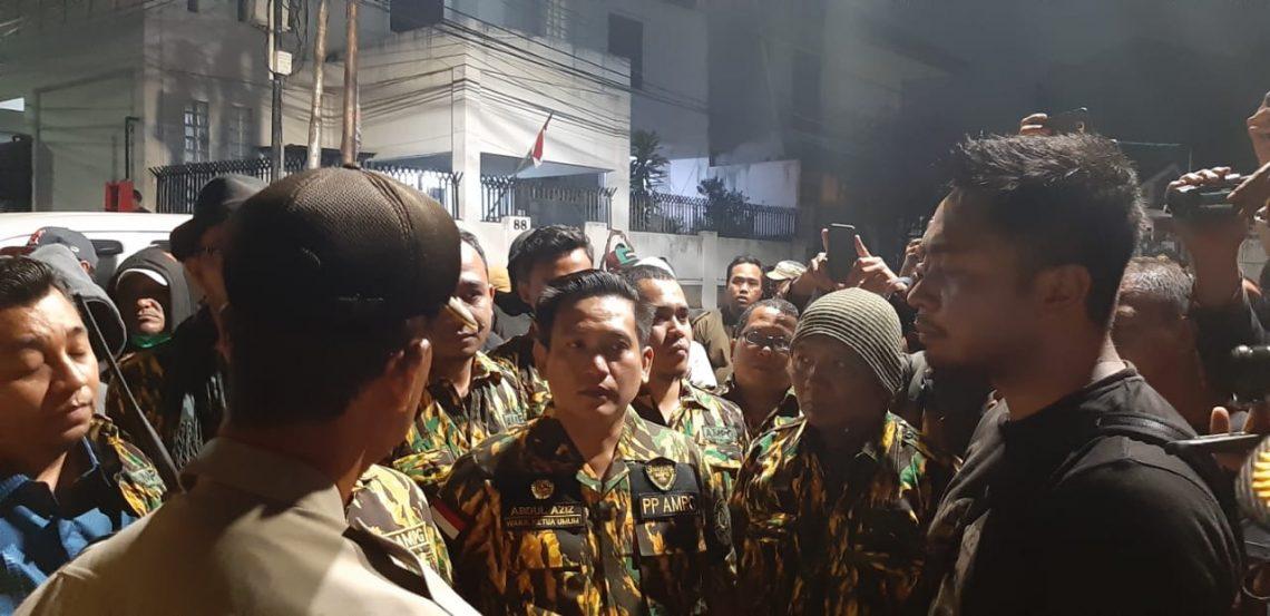 Abdul Aziz Tuding Airlangga Gunakan Tangan Besi Cegah Rapat Pleno Terlaksana