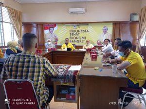 BSN Partai Golkar Riau Gelar TOT Tingkat Provinsi dan Kabupaten/ Kota di Pekanbaru