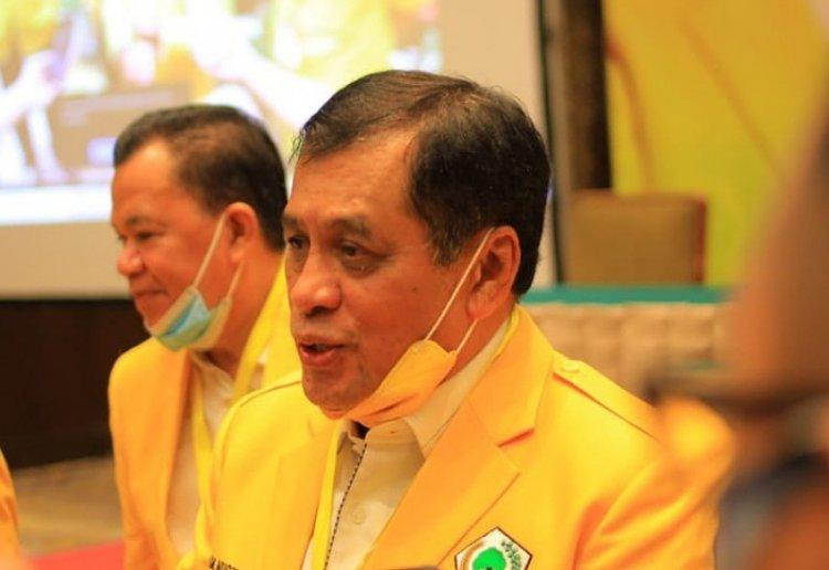 Irwan Muin Klaim 5 DPD II Siap Perjuangkan Nurdin Halid di Pilgub Sulsel 2024