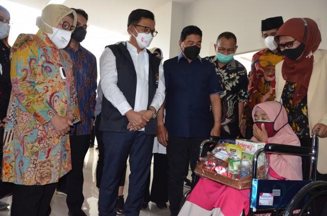 Ace Hasan Desak Kemensos Tuntaskan Masalah Distribusi Bansos, Dari PKH, Kartu Sembako Hingga BST