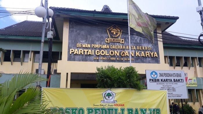 Penjual Gedung DPD II Golkar Kota Bekasi di Situs Online Angkat Bicara