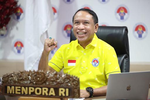 Menpora Zainudin Amali Desak Isu Suap Posisi Manajer Timnas U19 Diungkap Tuntas
