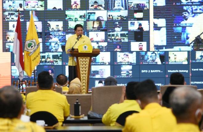 Sejajarkan Airlangga Dengan SBY, Plt Ketua Golkar Lutra Arifin Djunaidi: Low Profile dan Dicintai Rakyat