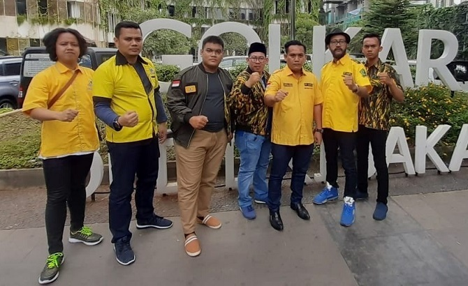 Batalkan Dukungan ke Bambang Soesatyo, BPPG Tengarai Golkar DKI Jakarta Dapat Tekanan Besar