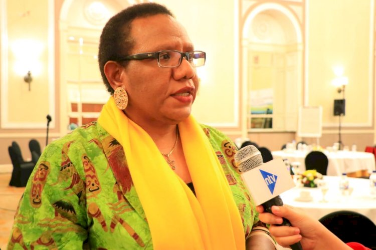 Trifena M Tinal Harap Revisi UU Otonomi Khusus Bisa Dorong Percepatan Pembangunan Papua