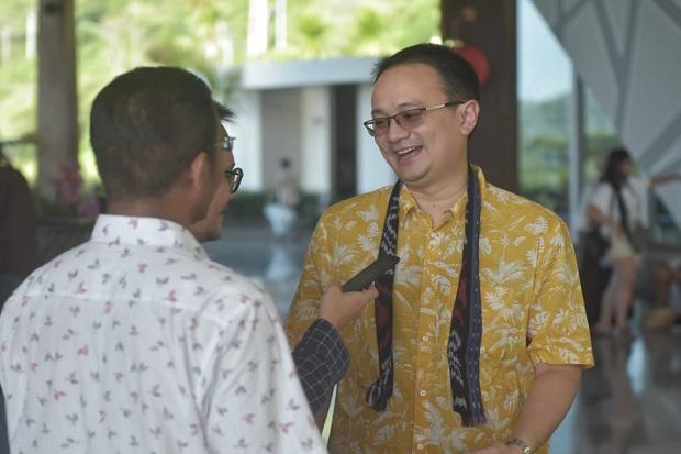 Lewat Natal Nasional Golkar, Wamendag Jerry Sambuaga Promosikan Wisata Labuan Bajo