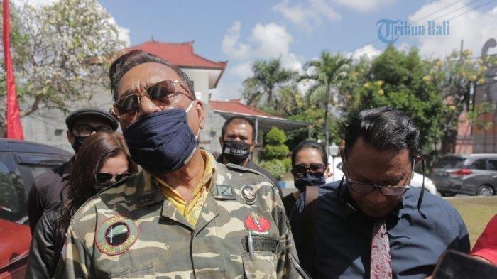 Jerinx SID Dibui Di Polda Bali, Ayahnya I Wayan Arjono Minta Penangguhan Penahanan