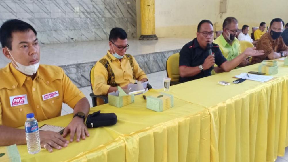 Aprozi Alam Tegaskan AMPG Siap Jadi Garda Terdepan Golkar di Pilkada se-Lampung 2020
