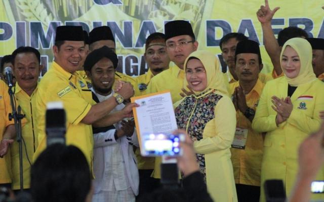Legislator PAN Yandri Susanto Pimpin Tim Pemenangan Ratu Tatu-Pandji di Pilbup Serang