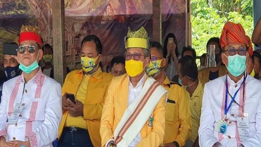 Taufan Pawe Optimis Nicodemus Biringkanae-Victor Datuan Batara Menang di Tana Toraja