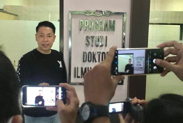 Henry Indraguna: Pernyataan PGI Bela 75 Pegawai KPK Tak Lulus TWK Sangat Disayangkan